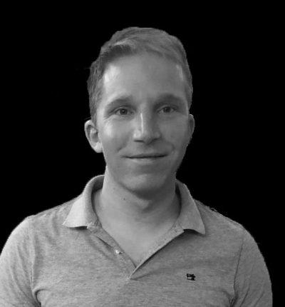 Dennis Blommendaal - Deelnemer YEARTH Academy - zwart wit
